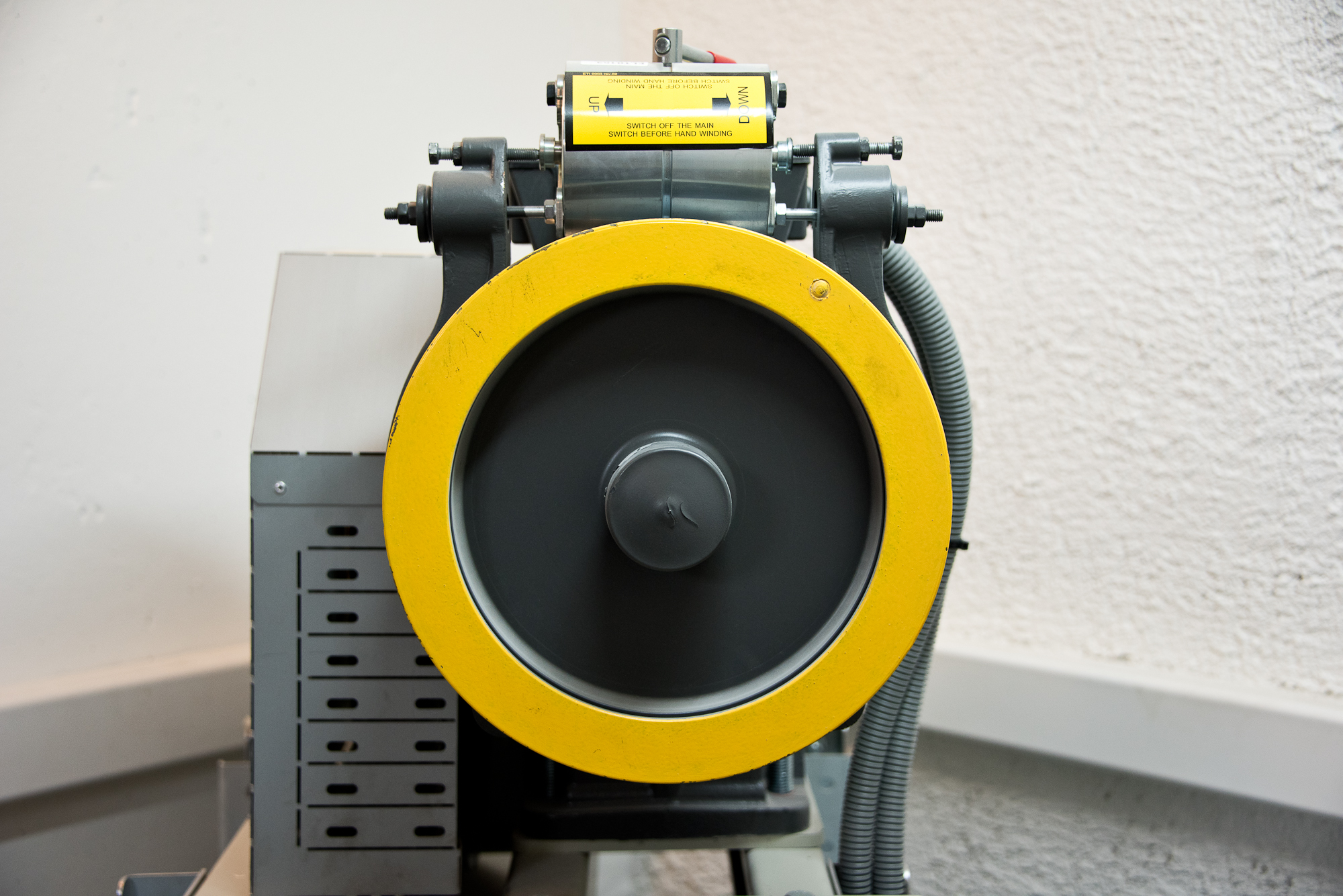 Výťahový stroj